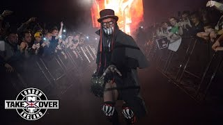 Finn Bálor Entrance als Jack The Ripper: WWE NXT Takeover: London