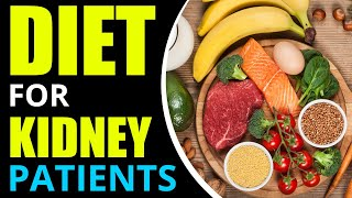Diet for CKD Patients in Renal Disease | Kidney Expert and Treatment in Ayurveda (UK, USA, UAE)