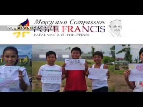 Official website for Pope Francis' visit to the Philippines goes online