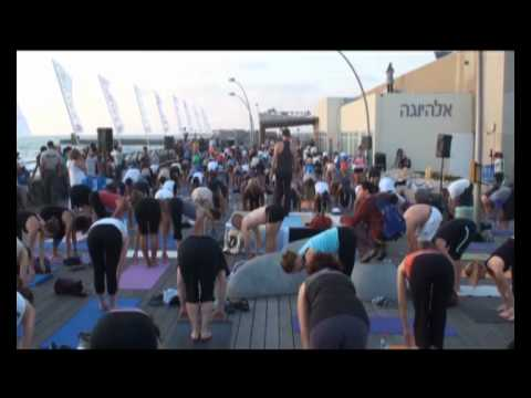 Yoga - The Well being Experience - Celebrating India in Israel 2012