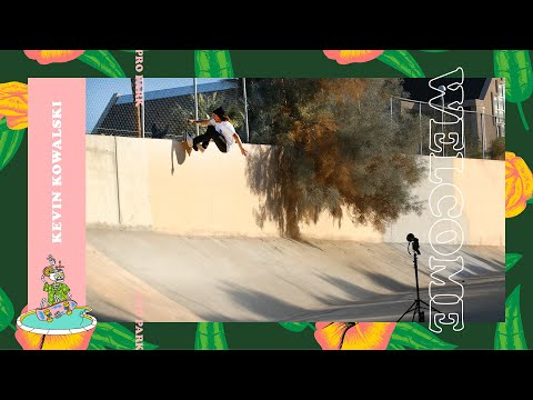 Dew Tour 2018 Pro Park Welcomes Kevin Kowalski