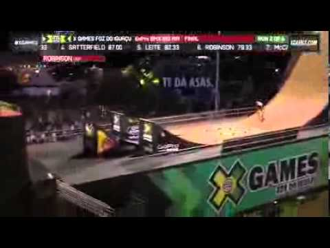 [X Games 2013] - Go Pro BMX Big Air Final Full X Games Foz do Iguau 2013