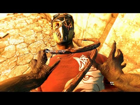 Dying Light The Following Be the Zombie : Savage Killer Ultra GTX 980