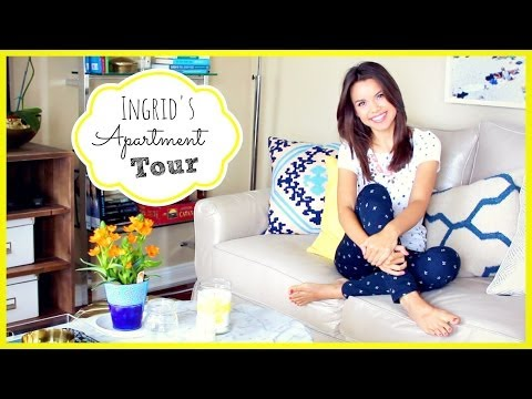 Ingrid's Apartment Tour!!!
