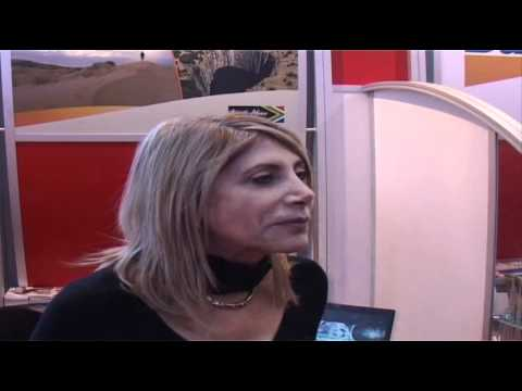 Dianna Martin, General Manager, Northern Cape, South Africa @ ITB Berlin 2012
