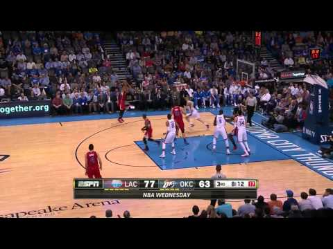 NBA 2015 03 11 Clippers vs Thunder Condensed Game 720p Heatbaby.com