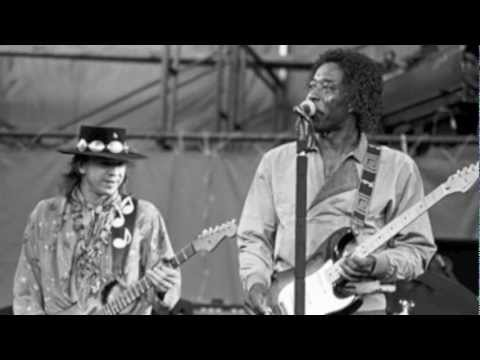 Stevie Ray Vaughan &amp; Buddy Guy - Champagne and Reefer (live audio)