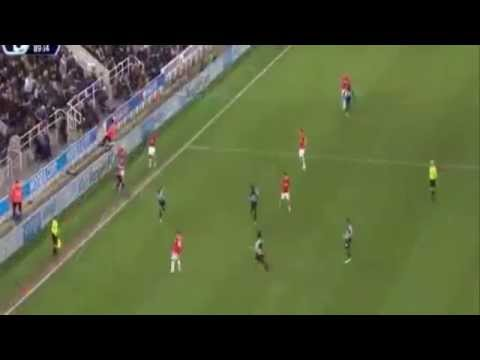 Newcastle vs Manchester United 0-1 2015 - All Goals Full Highlights - 04/03/2015 ◄ High Quality