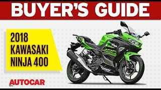 Kawasaki Ninja 400 - is it worth the price? | Buyer's Guide | Autocar India
