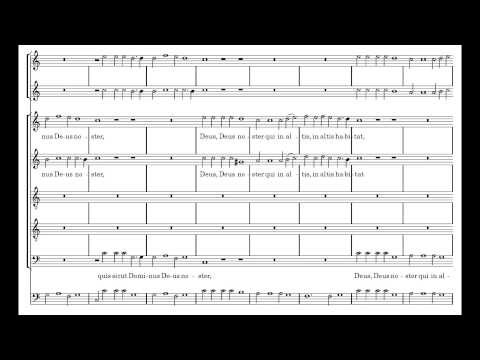 Монтеверди Клаудио - Laudate pueri I