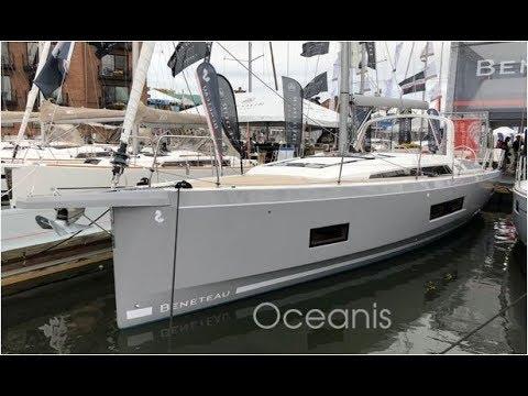 Beneteau Oceanis 46.1 Walk Through with Sean Smith