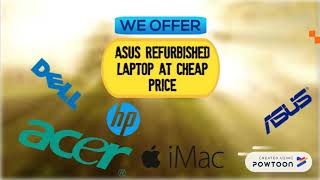 PC Dreams Outlet - Asus Refurbished Laptop