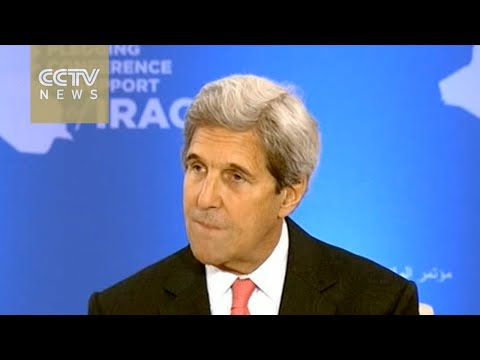 Fighting ISIL: John Kerry warns of new challenge in stabilizing Iraq
