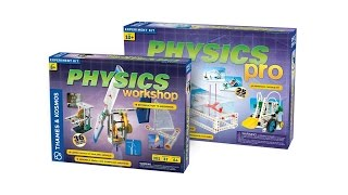 Physics Workshop and Physics Pro Science Kits