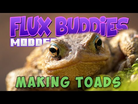Minecraft - Flux Buddies #146 - Making Toads (yogscast Complete Mod Pack) video