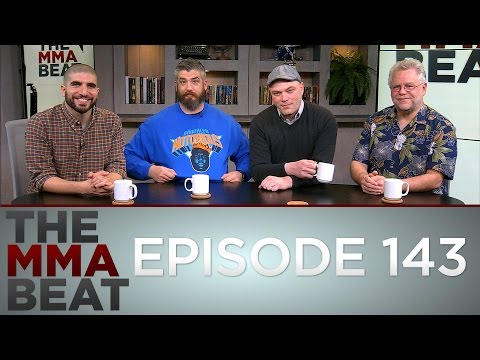 The MMA Beat: Episode 143
