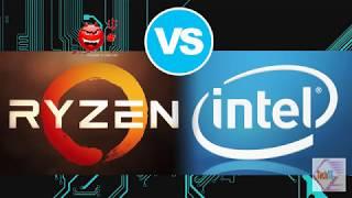 AMD Ryzen Vs Intel Laptop GPUs