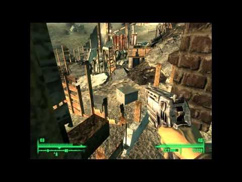 Fallout nevada починить поезд #8