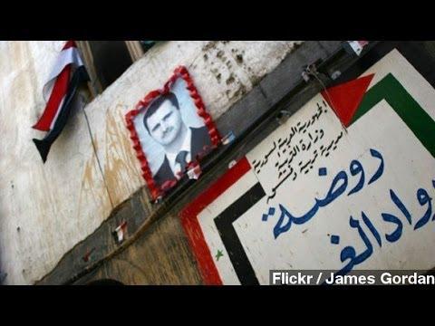 Syria Kicks Off Presidential Campaign Amid Civil War