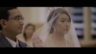 Jb and Raszelle On Site Wedding Film by Nice Print Photography