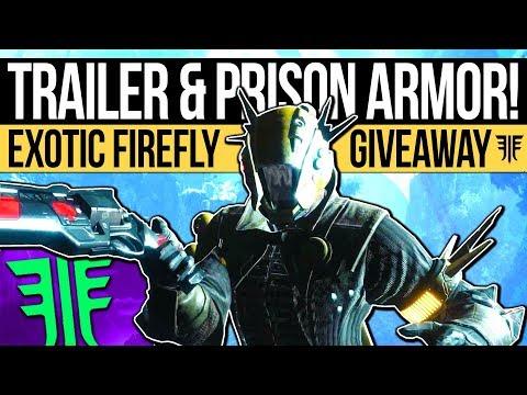 Destiny 2 | NEW DLC TRAILER & FORSAKEN GIVEAWAY! Combat Live Stream, PoE Armor Returns & More! thumbnail