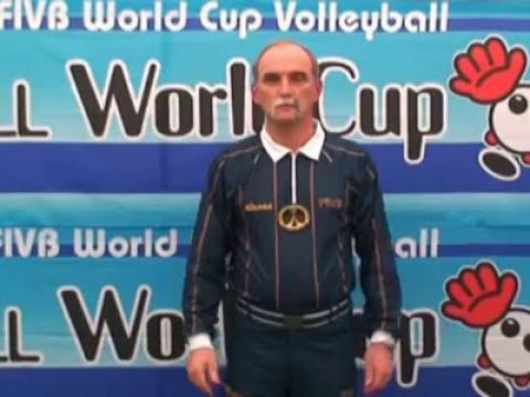 Señas Arbitraje Voleibol