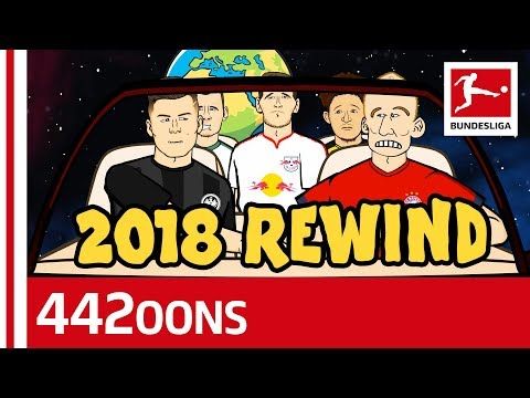 Bundesliga Rewind 2018 - Powered By 442oons