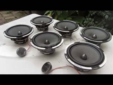 DIY Car Audio Speakers 6 Renovation Door Pods LED Lights Basic System 🔊 MMD