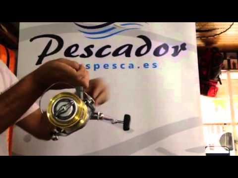 Carrete Shimano Super Aero SpinJoy SD 35