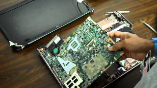 How to service HP DV7 for overheating PCNix Toronto Computer Repair