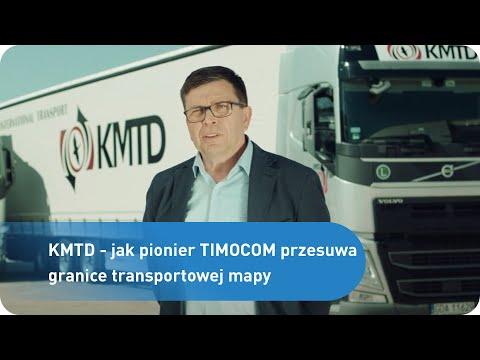KMTD – Jak Pionier TIMOCOM Przesuwa Granice Transportowej Mapy