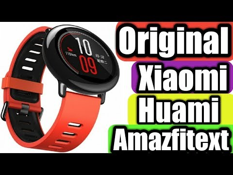 Xiaomi Huami AMAZFIT Pace SmartWatch/Best Buget Smartwatch/You Should Buy This