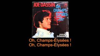 Watch Joe Dassin Oh video