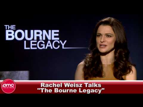 Rachel Weisz Talks The Bourne Legacy
