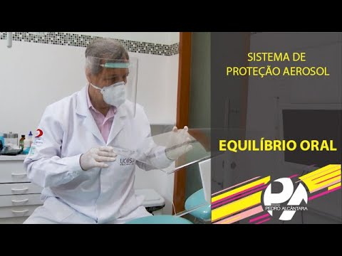 Equilíbrio Oral: Sistema de Proteção Aerosol