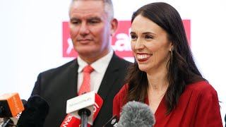Jacinda Ardern's speech in full after being named next New Zealand prime minister