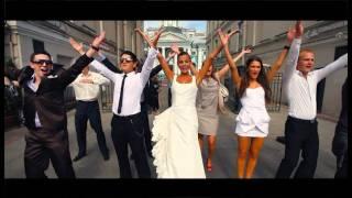 Шикарная свадьба михаила и надежды