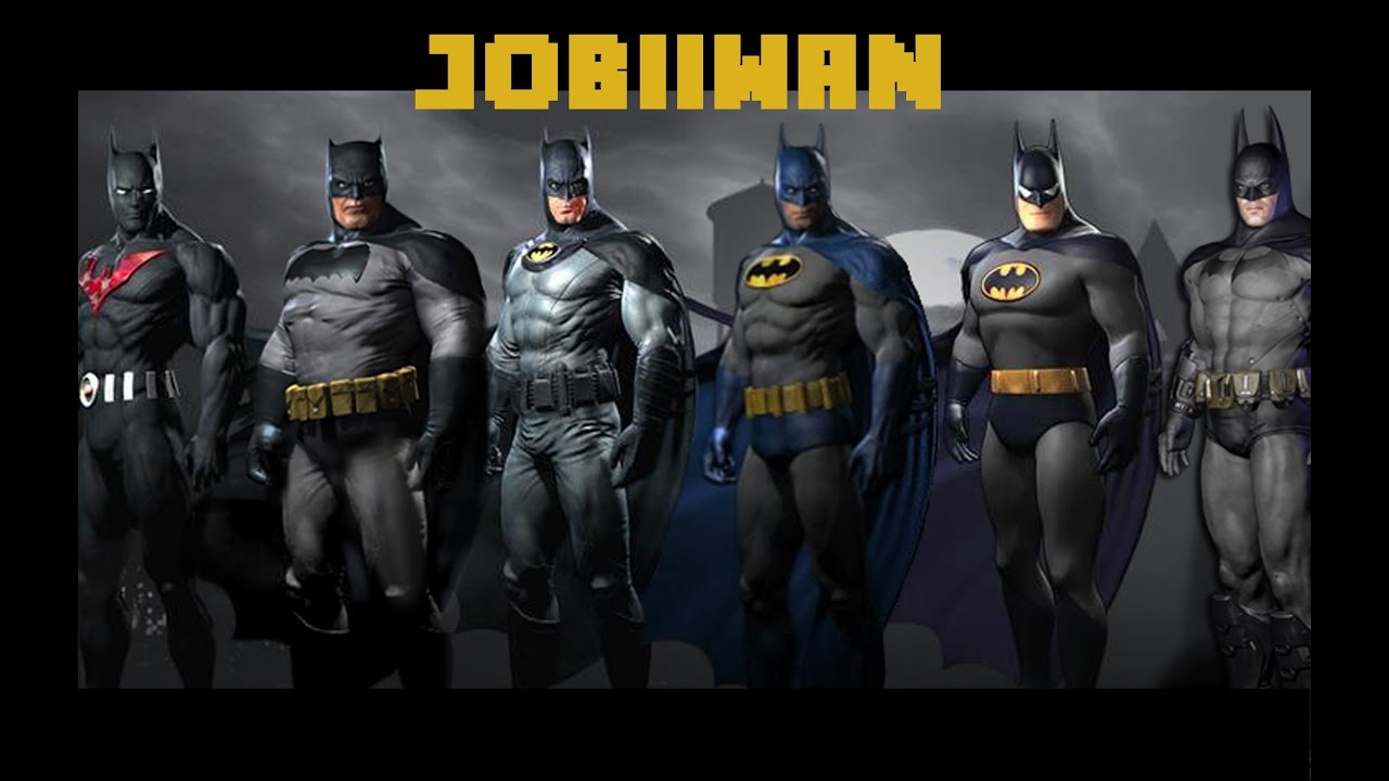how to change skins batman arkham city youtube