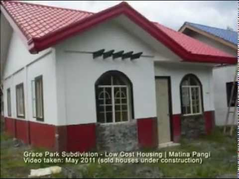 Grace Park Subdivision - Low Cost Subdivision in Davao City