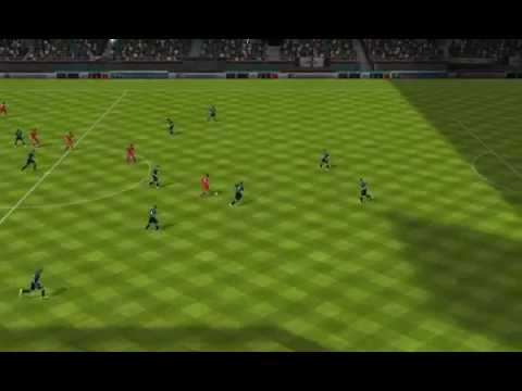 FIFA 14 Android - Sassuolo VS Inter