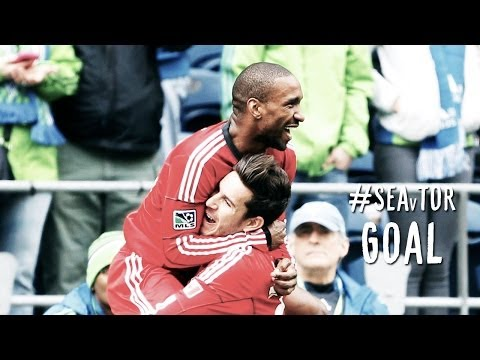 Jermain Defoe debut goal 2 Toronto vs Seattle