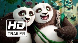 Kung Fu Panda 3 |Trailer Dublado Oficial | 2016 nos cinemas | HD