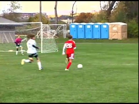 Grace Prep High School Soccer Highlights