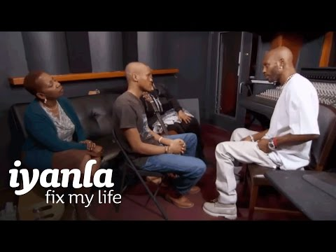 Xavier Asks for What He Wants in a Relationship with His Father DMX - Iyanla Fix My Life - OWN