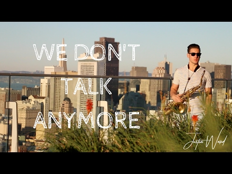 It's National Saxophone Day! Here's a cover of We Don't Talk Anymore ft. awesome Indonesian sax player, Desmond Amos. Check him out at http://www.youtube.com/desmondamosaxofficial Video and...