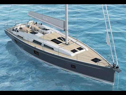 Hanse 458 - A Yacht Delivery from Greifswald to Hamble