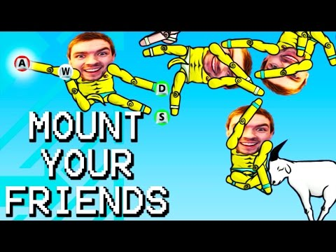 Mount Your Friends | NAKED MAN PILE w/Daithi De Nogla klip izle