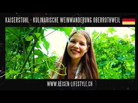 Kaiserstuhl - Kulinarische Weinwanderung Oberrotweil, reisen-lifestyle.ch
