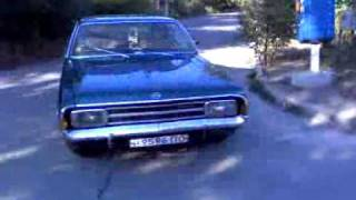 Opel Record C coupe.3gp