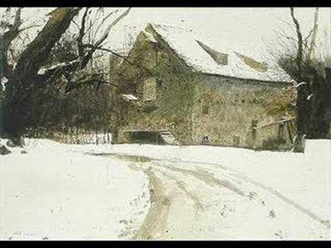Andrew Wyeth S Watercolor Works Youtube